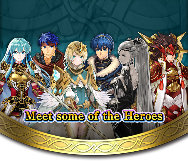 Meet some of the Heroes