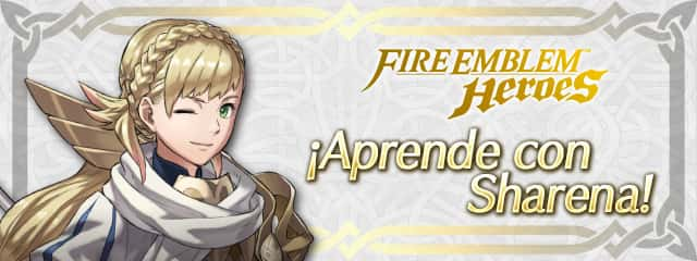 Fire Emblem Sharena X Reader: ¡Aprende Con Sharena! Fire Emblem Heroes